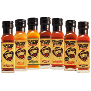 Screaming Chimp 7 chilli sauce deal