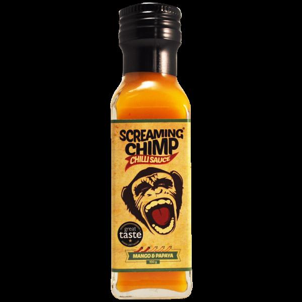Mango Screaming Chimp chilli sauce