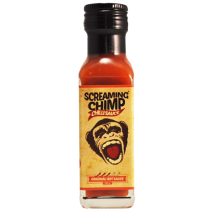 Original Screaming Chimp chilli sauce