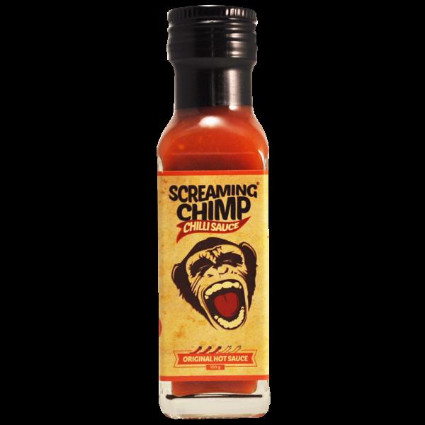 Original Screaming Chimp chilli sauce