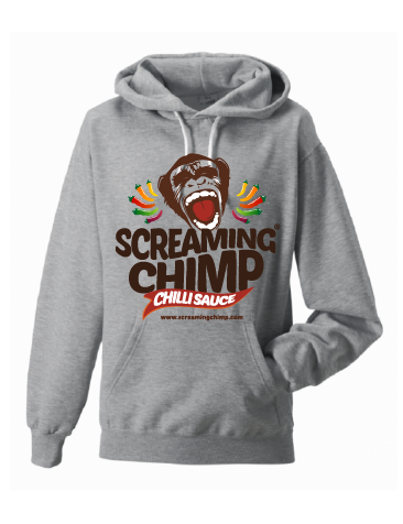 Screaming Chimp Hoodie