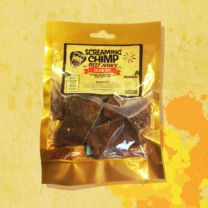 Beef Jerky – Cajun Hot