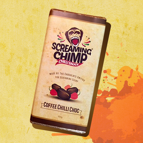 Coffee Chilli Choc