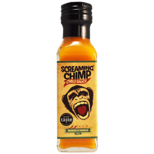 Mango Screaming Chimp chilli sauce