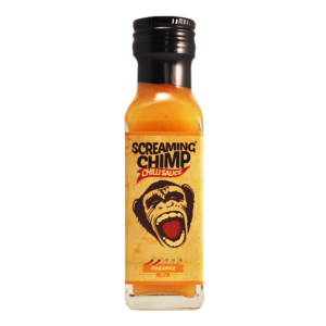 Pineapple Screaming Chimp chilli sauce