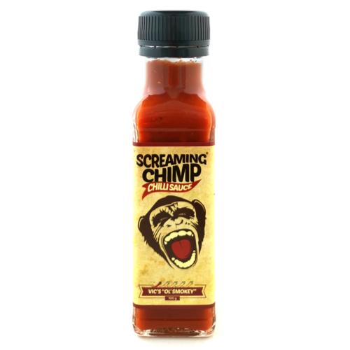 Vics ol'Smokey Chilli Sauce